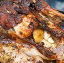 8524   Roast turkey