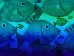 9630   underwater fish