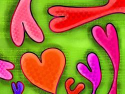 11228   valentine hearts