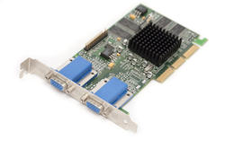 11119   Computer Video Card Isolated on White Background