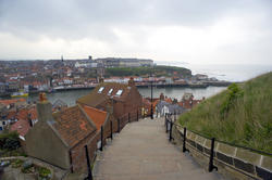 8005   View of Whitby Harbour