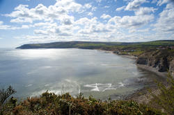 7954   View of Robin Hoods Bay