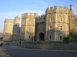 11038   windsor castle main entrance