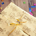 11415   Wrapped gift