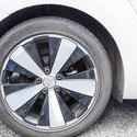 16336   Alloy wheel on a modern car