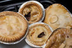 12739   Assorted pastry meat pies