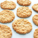 12312   Tasty homemade oatmeal cookies