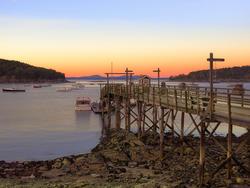 12078   bar harbor pier
