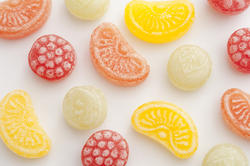 12316   Fruit shaped sweets