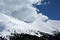 16124   Clouds Over the Divide