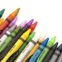11959   Collection of colorful new wax crayons