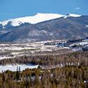 12981   Colorado Mountain Scene near Lake Dillon