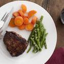 12292   fiillet steak with vegetables