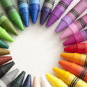 11951   ring of colourful crayons