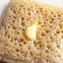 12262   crumpet and melting butter