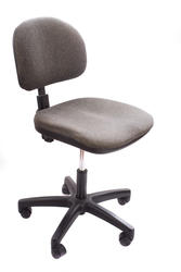 12956   office chair isolated on white