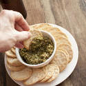 12753   eating pesto dip