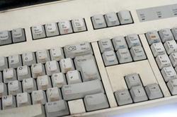 13793   Old keyboard