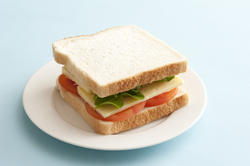 12754   Tasty cheese and tomato sandwich