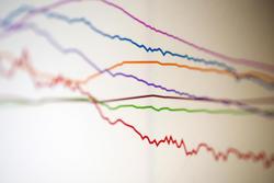 13741   Line graphs of data monitor