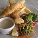 12294   breaded fish with French fries
