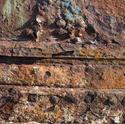 16474   Rust on an old shipwreck