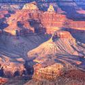 12703   Grand Canyon Interior at Evening