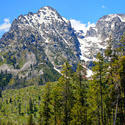 16104   Grand Teton Snowy Peak