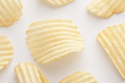 12760   potato chip background