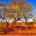 16915   Jesus is the Gate