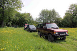 12977   Land rover meadow
