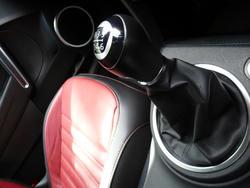 16357   Manual car gear shift