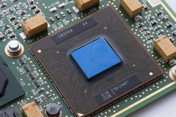 13803   Computer processor on motherboard