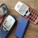 13805   Casings old style mobile phones