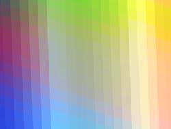 12654   Colorful diagonal checked illustration