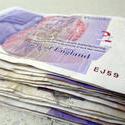 12902   pile of cash uk sterling