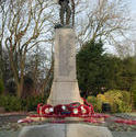 16842   World War One and Two Memorial