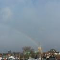 12545   rainbow in the minster long view