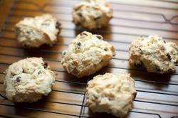 12341   Homemade rock cake cookies