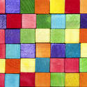 11948   Colorful background texture of wooden blocks