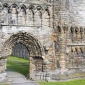 12797   Ancient Gothic arch, St Andrews Cathedral ruins
