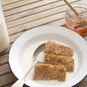 12282   Wholewheat breakfast cereal with honey