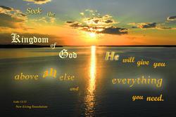 17481   Seek First God's Kingdom