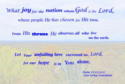 17569   Nation Whose God is the Lord