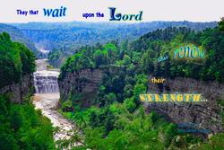 17434   The Lord Renews Strength