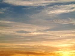 17110   beautiful clouded sky