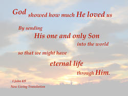 17532   God Showed How Much He Loves Us